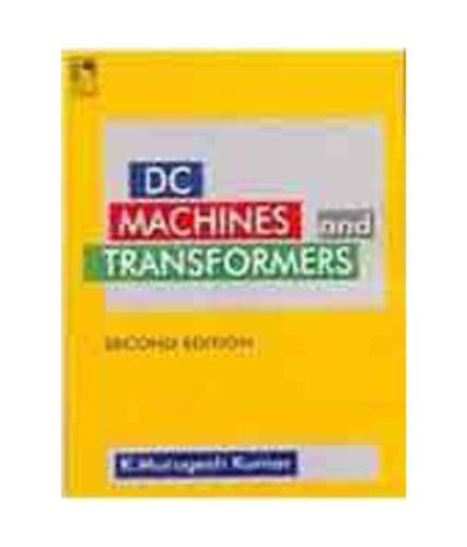 Dc Machines and Transformers