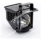 Brand New 100% Original Projector lamp for Mitsubishi 915B441001, 915P106A10