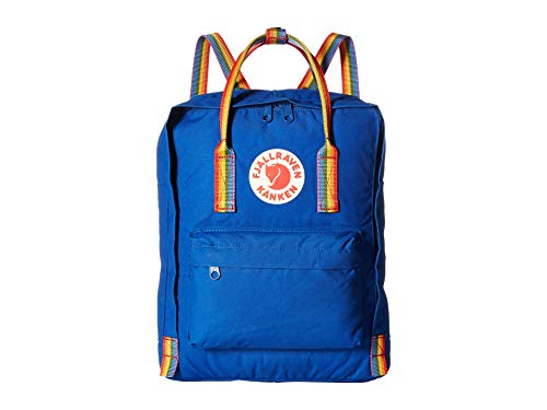 Rainbow Rucksack, 38 cm, 16 Liter, Deep Blue-Rainbow Pattern ()