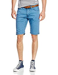 Tom Tailor Denim Atwood Regular Bermuda, Jeans Homme