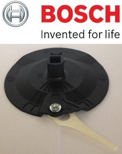 Preisvergleich Produktbild Bosch Original-Ersatz-Bremsscheibe, schwarz, Schneiden, Durchmesser 110 mm (passend für die Kenntnisnahme Bosch Rasentrimmer ART): c/w Packung Bosch &STANLEY Ersatzklingen KeyTape Cadbury Schokoriegel