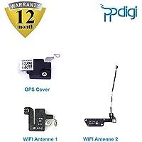 ppdigi WiFi Wifi Antena GPS Cover para iPhone Bluetooth señal Módulo Flex Cable Amplificador con Juego de herramientas