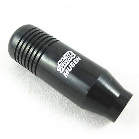 Nero Mt trasmissione manuale Stick Shifter pomello del cambio 56velocità Shift corta