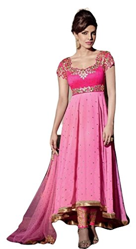 Jay Sarees Priyanka Chopra Stylish Traditional Salwar Suit Unstitched - Jcpc3060d5123