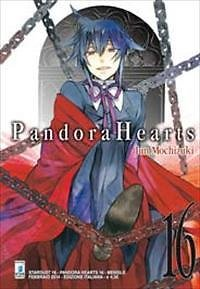 PANDORA HEARTS STARDUST n° 16