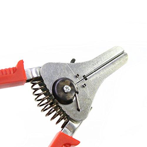 t-meka 1automatische Kabel Abisolierzange Abisolieren-Crimper Crimp Zange Cutter Werkzeug Diagonal Schneiden Zangen