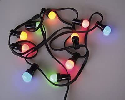 LED Party Lichterkette 10-Teilig von Heitronic bei Lampenhans.de