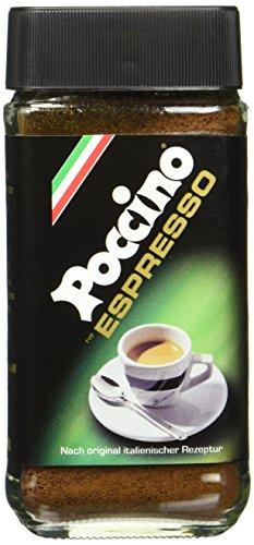 Poccino Espresso, Instant-Pulver, 3er Pack (3 x 50 g)