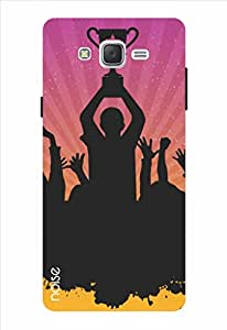 Noise Memories 2011 Printed Cover for Samsung Galaxy J2 4G