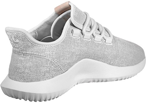 Adidas Damen Tubular Shadow Sneaker Weiß (calzature Bianco / Grigio Due)