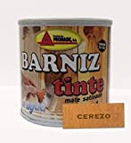 PROMADE - Barniz tinte satinado al agua cerezo 375 ml