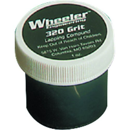 Wheeler Ersatz 320 Nickel Compound Unzen Jar