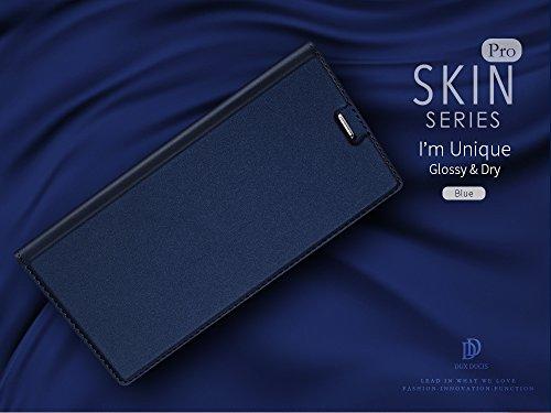 DUX DUCIS ys-xperia-xz-leather-deep blue