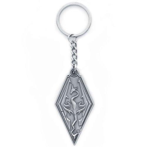 Gaya Entertainment Schlüsselanhänger Skyrim - Dragon Symbol