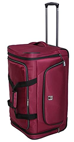 TITAN NONSTOP Trolley Travelbag, Red, 382601-10 Sac de voyage, 70 cm, 98 liters, Rouge (Red)
