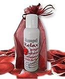 Massageöl Relax sinnlich anregende erotisierende Wirkung erotisch und verführerisch ausgleichend für Partnermassage Erotik Paare