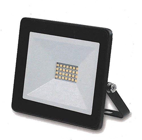 Kingavon Bb-hl171 Surface de Verre IP65 Projecteur LED, Noir, 150 x 35 x 127 mm