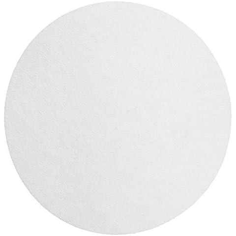Whatman 1440-150 círculos de papel de filtro cuantitativo, 8 Micron, grado 40, de 150 mm de diámetro (paquete de 100)