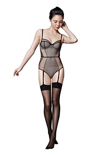 aphrodites-retro-transparent-skin-stitching-gauze-jumpsuit-siamese-female-underwear