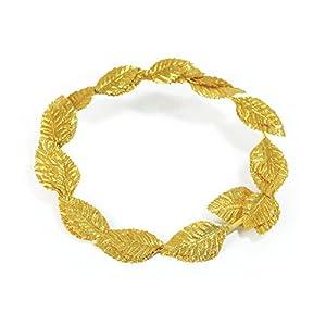 Roman Laurel Wreath - Gold (disfraz)