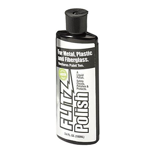 Flitz líquido abrillantador abrillantador metal universal