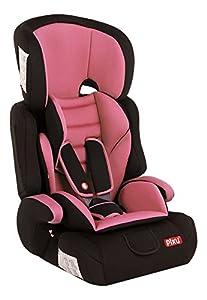 sillas de coche grupo 123: Piku NI20.6072, Silla de coche grupo 1/2/3, rosa claro