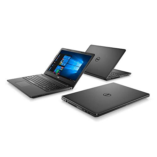 Dell Inspiron 3567 Laptop (Windows 10 Home, 4GB RAM, 1000GB HDD, Intel Core i3, Black, 15.6 inch)