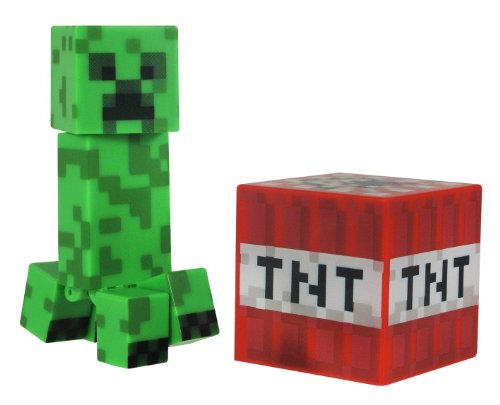 Minecraft Creeper mit -