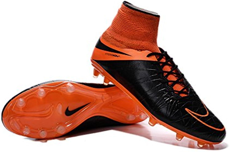 FRANK Football Herren HYPERVENOM PHANTOM II FG Fußball Stiefel Schuhe