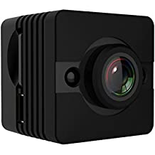 1080P Full HD grabador de vídeo, Sannysis Mini cámara Full HD dvr coche DV Sport