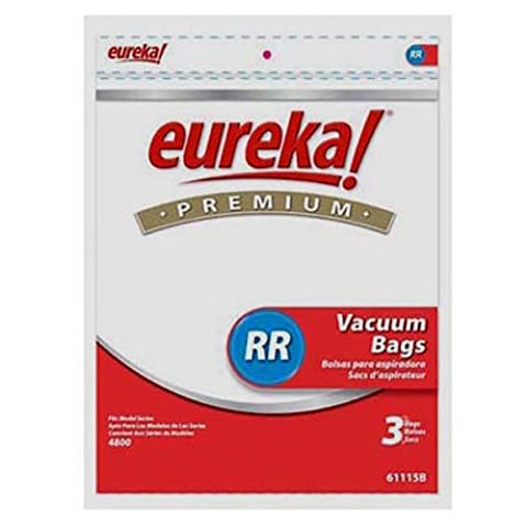 Electrolux Home Care 61115B-6 Cleaner Vacuum Bag-TYPE RR VAC CLEANER