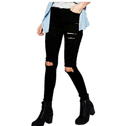 jeanswinwintom-le-donne-ginocchio-taglio-skinny-jeans-dei-pantaloni-slim-matita-medium