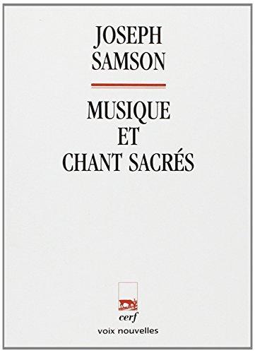Musique et chant sacrés par Joseph Samson