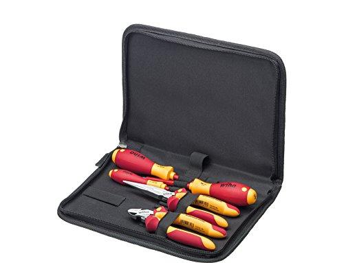 WIHA 26755 - Juego de herramientas para electricistas Z 99 0 06 002 Tool Set...