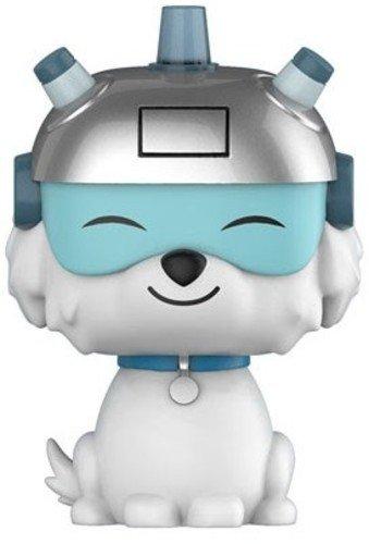 Funko Dorbz Animation: Rick and Morty-Snowball Collectible Figure, Multicolor