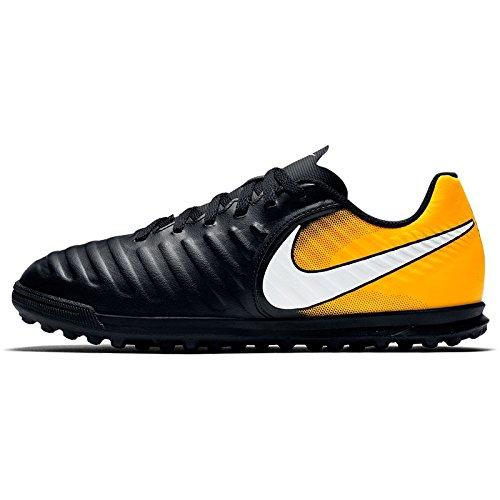 Nike Kids' TiempoX Rio IV Turf Soccer Cleats (5 Big Kid M) (Soccer Kids Cleats Nike)