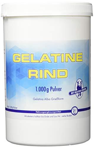 Pharma-Peter GELATINE Rind Pulver |1000 g Dose