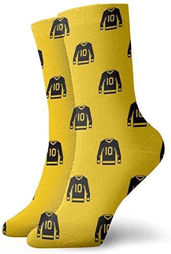 Love girl Herren Damen Crew Socken Hockey Jersey Muster Fashion Neuheit Dry Athletic Socks Strümpfe 30cm