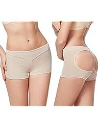 536e895519e7c Beyove Women Butt Lifter Shaper Bum Lift Pants Buttocks Enhancer Boyshorts  Booty…