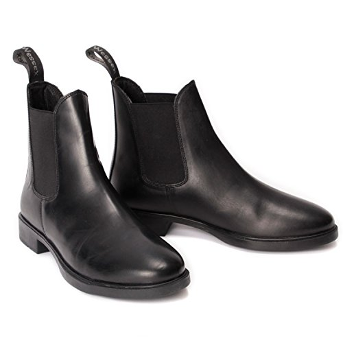 Shires Wessex Leather Jodhpur Boots Braun - braun