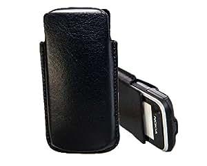Clipless Case Kunstleder-Etui Hülle Nokia 2323 und 2330 Classic