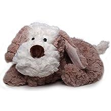 Inware 8742 - Kuscheltier Hund als Wärmetier, Wärmekissen