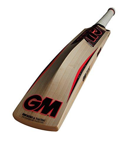 GM Mana DXM 606 Ttnow Kricket-Schläger, Orange, Size SH