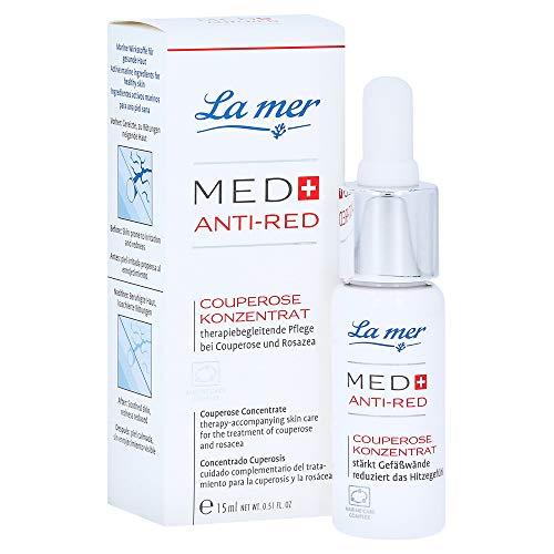 LA MER MED+ Anti-Red Couperose Konzentrat o.Parfüm 15 Milliliter -