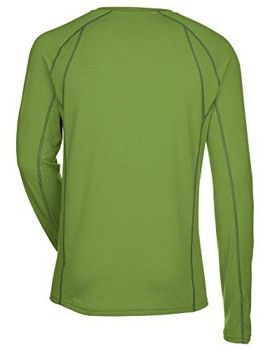 Vaude Herren Men's Signpost Long Sleeve Shirt Green Pepper