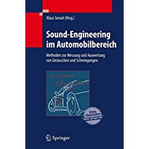 Sound-Engineering im Automobilbereich: Methoden zur Messung und Auswertung von Geräuschen und Schwingungen