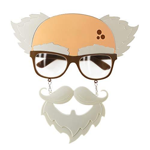 Widmann - Brille Alter Mann mit Bart
