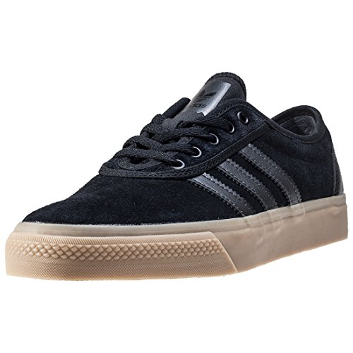 Adidas Adi-Ease Core Black/Dark Solid Grey/Gum Black Gum