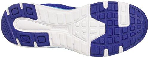 Diadora Swan 2 W, Chaussures De Course À Pied Bleues Pour Femme (oltremare Blu / Bianco Ottico)