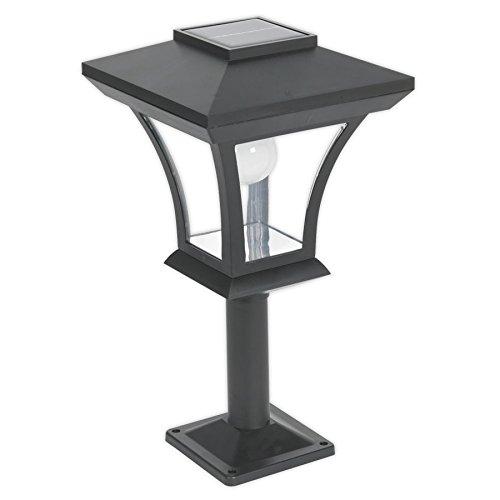 Sealey GL60 LED Solar Powered Garden Lamp